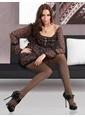 Pierre Cardin 2'Li Cotton Kalın Külotlu Çorap Kahve